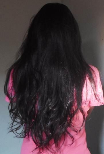 cabelos com bepantol