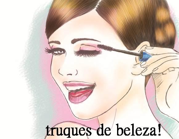 truque de beleza