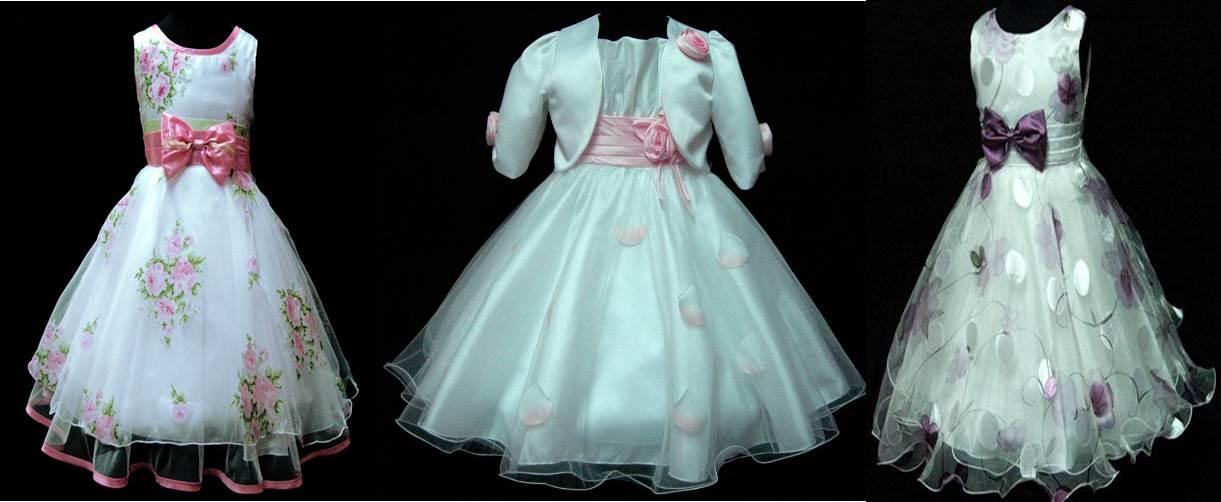 vestidos de daminha