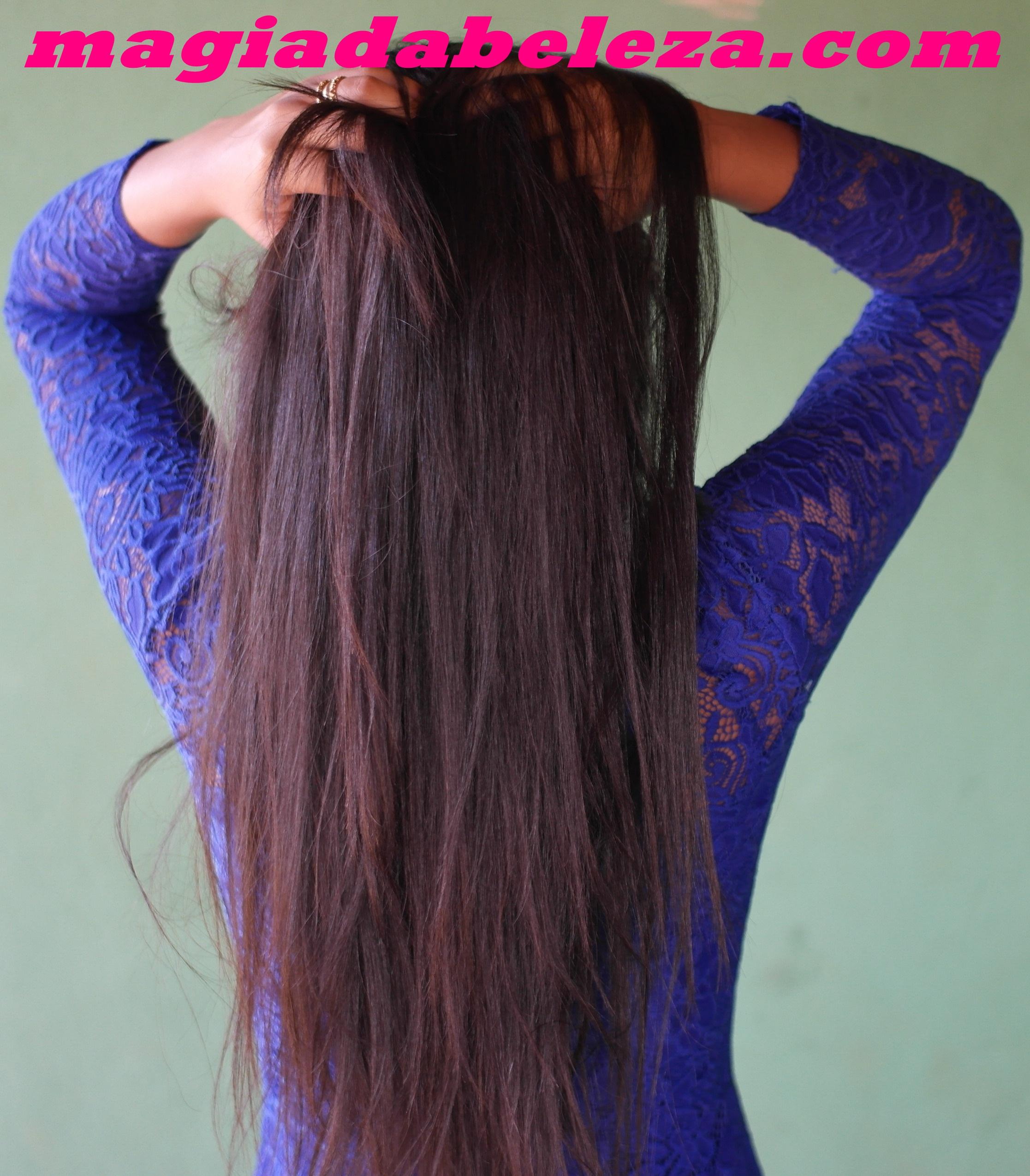 creme de leite no cabelo