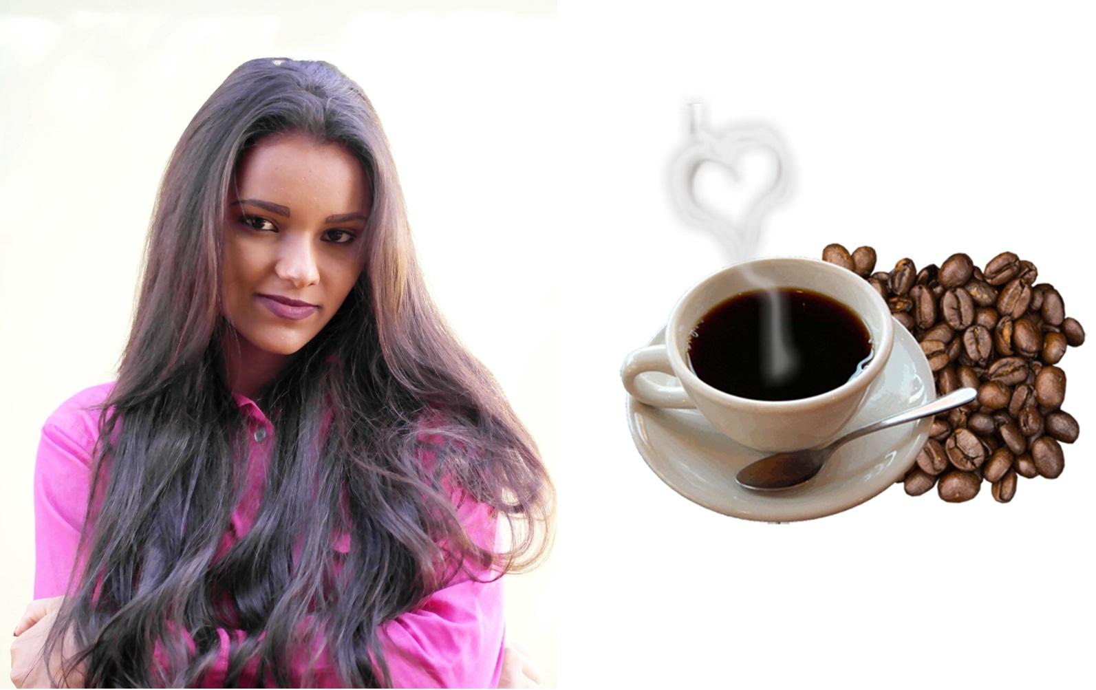 hidratação de café