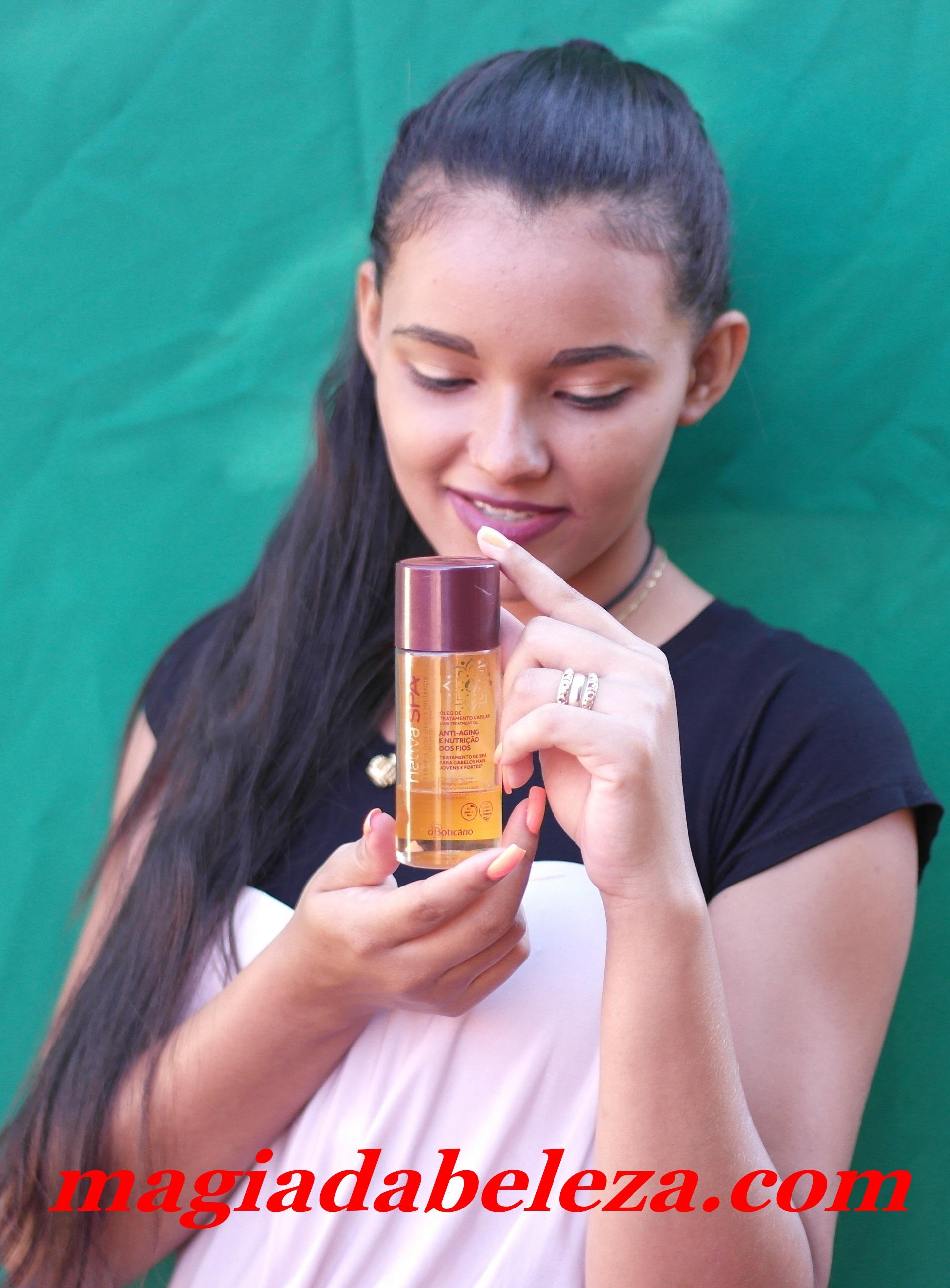 tratamento dos óleos indianos nativa spa