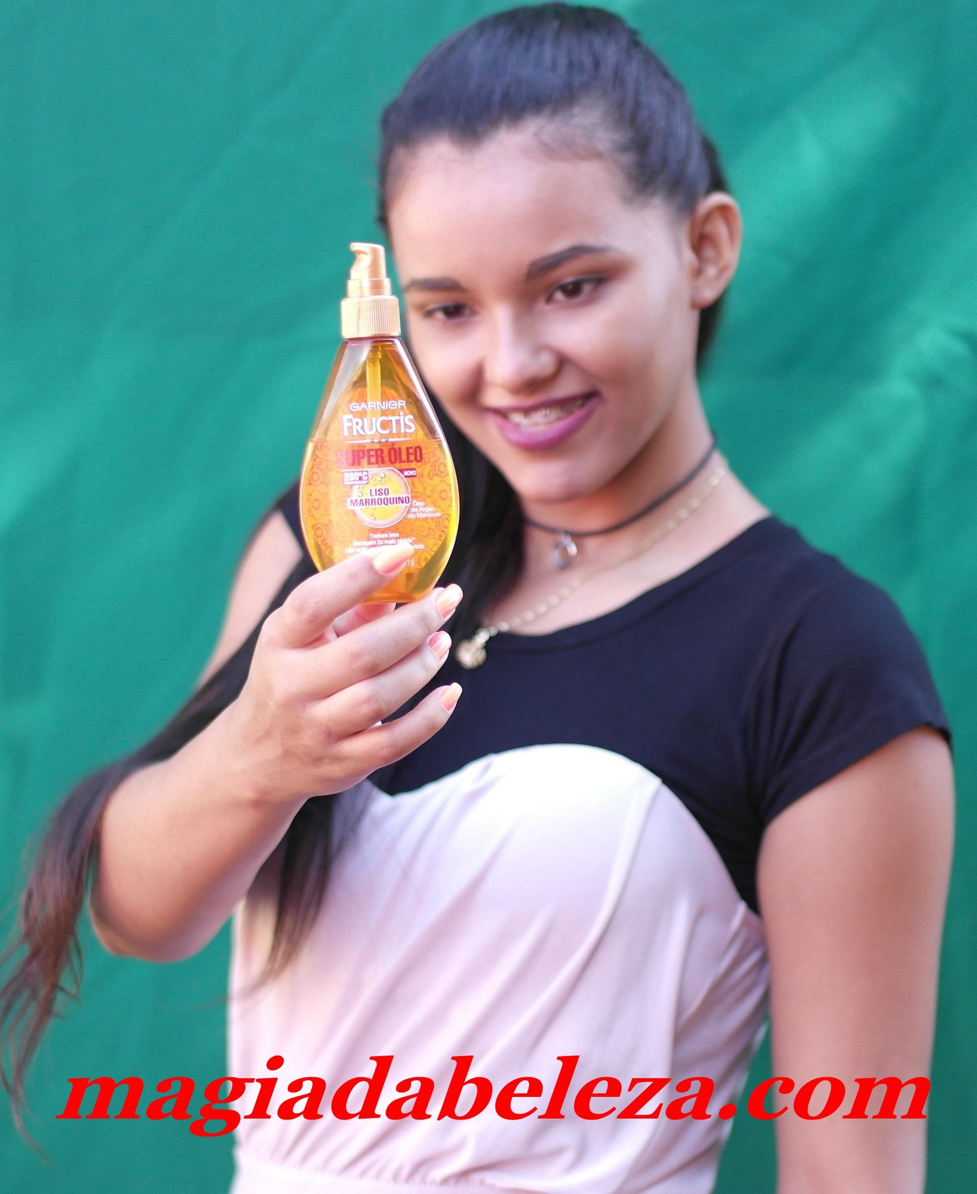 super óleo liso marroquino