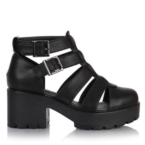 sapatos chunky