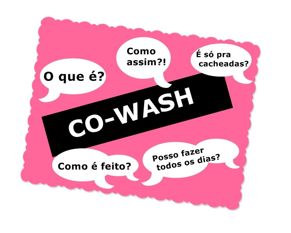 O que é co-wash