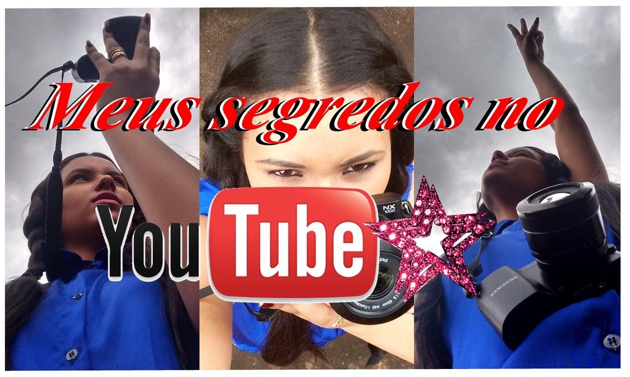 segredos do youtube