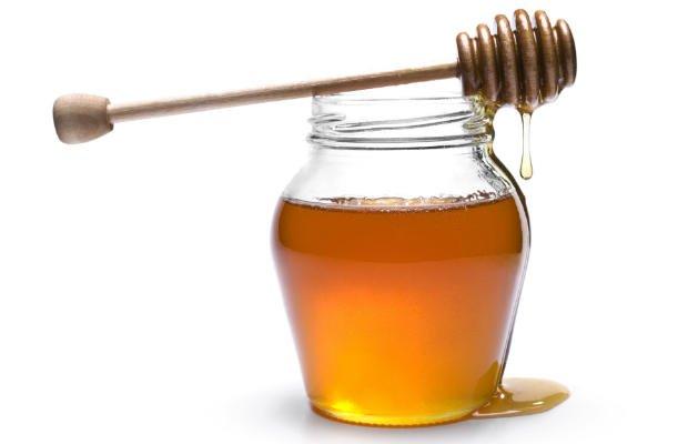 hidratação capilar com mel