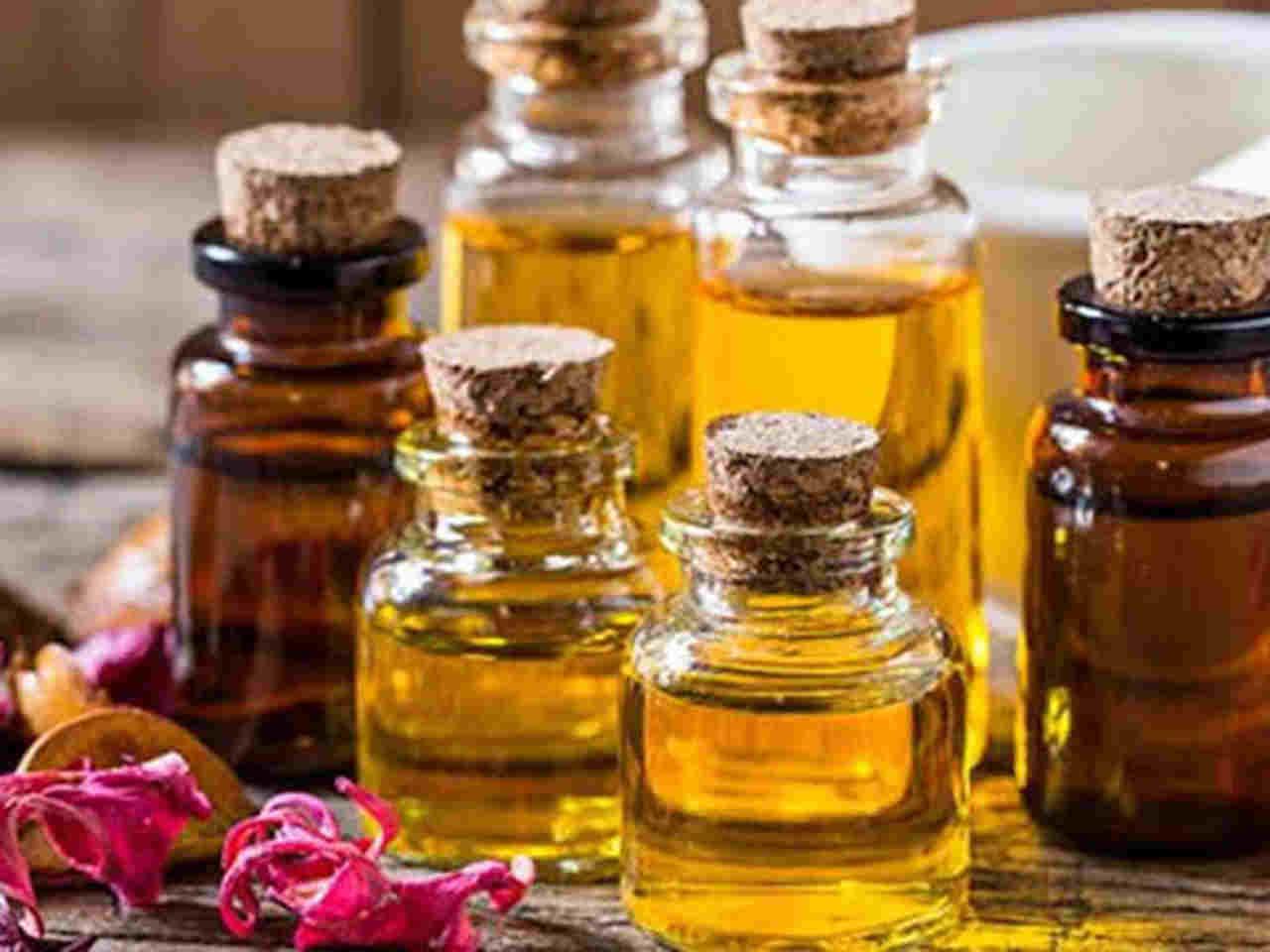 óleos vegetal para crescimento capilar