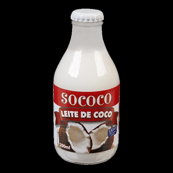 leite de coco no cabelo