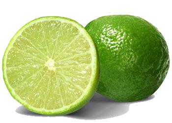 limão nos cabelos