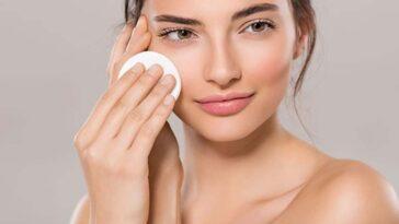 Cuidados com a pele depois da maquiagem
