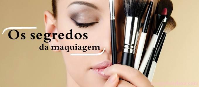 10 segredos da maquiagem perfeita