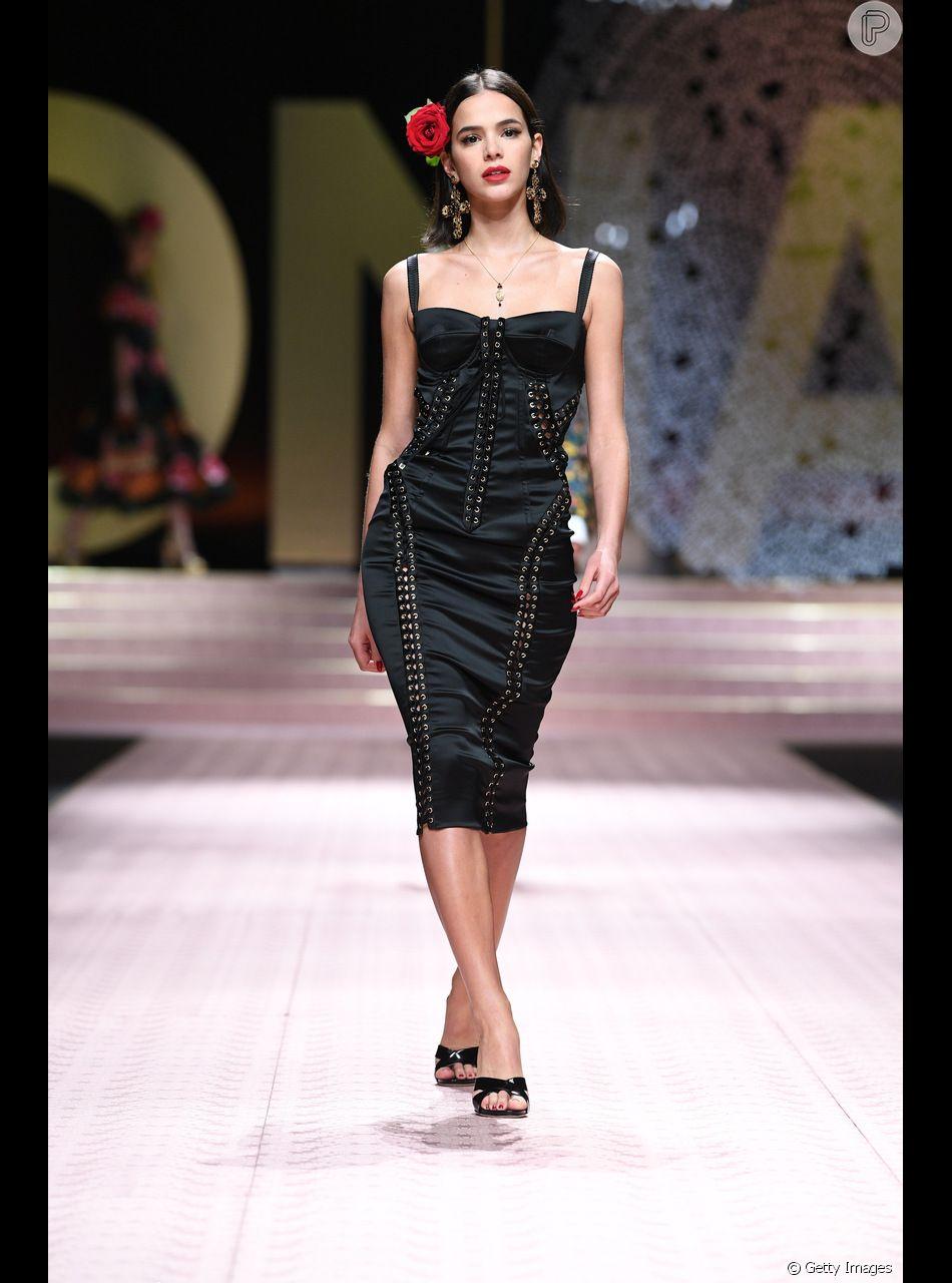 semana de moda em milão