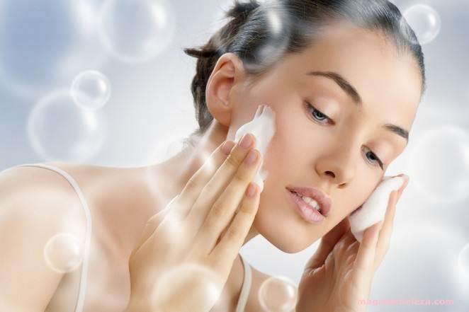 sabonete facial para retirara maquiagem