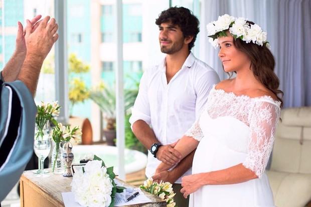 o casamento de Deborah Secco e Hugo Moura