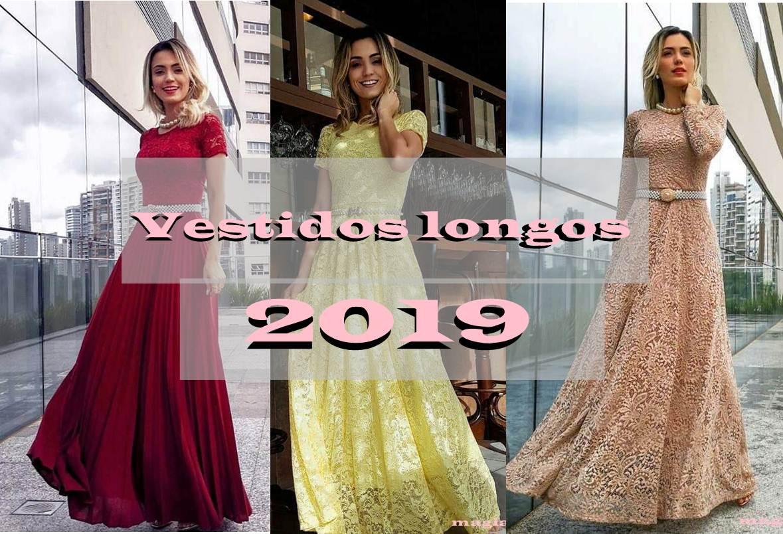 vestidos longos para reveillon 2019