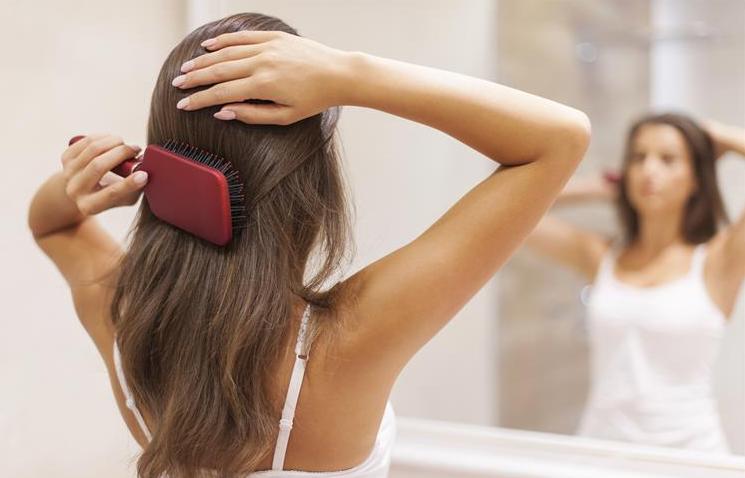 como dar volume ao cabelo fino