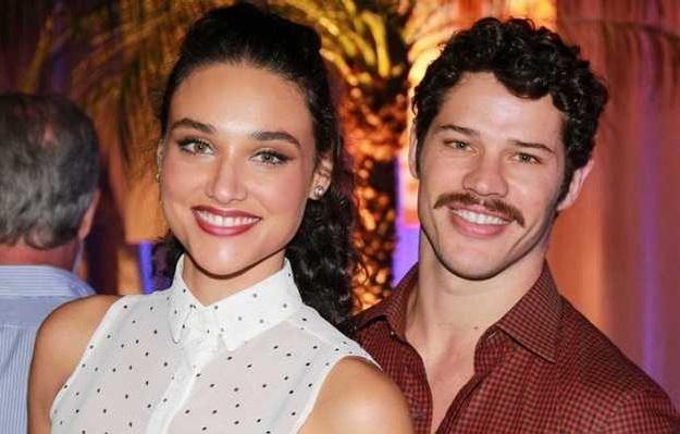 Débora Nascimento e José Loreto se separam